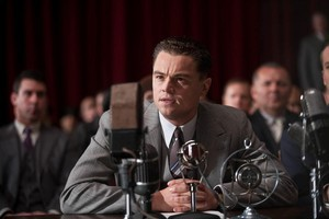 Leonardo DiCaprio is shown in a scene from J. Edgar. Photo / Supplied