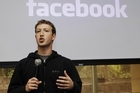 Mission statement: Mark Zuckerberg says moving fast and being bold have helped Facebook succeed. Photo / AP