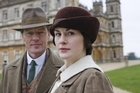 Lady Mary and Sir Richard Carlisle in Downton Abbey. Photo / File