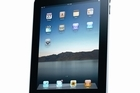 Apple iPad. Photo / Supplied
