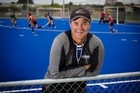 Mark Hager, coach of the New Zealand women's hockey team the Black Sticks. Photo / Natalie Slade