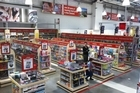 Sprucing up stores and increasing staff are driving growth for The Warehouse. Photo / Supplied