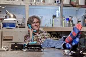 James May. Photo / Supplied
