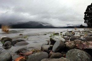 Meridian says drought in the lower South Island has resulted in low water levels at Lake Te Anau. File photo / Sarah Ivey