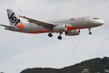 A JetStar Airbus A320. File photo / Mark Mitchell