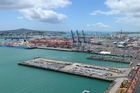 Ports of Auckland. Photo / Supplied