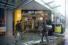Dick Smith's flagship Auckland store is at 21 Queen St. Photo / Dean Purcell