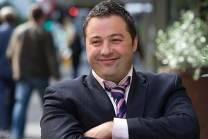 Big names seconded to RadioLive's drivetime show while a replacement host is sought Duncan Garner has enjoyed a week's fill-in stint with the talk radio station. Photo / Mark Mitchell