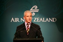 Rob Fyfe has been an inspirational leader at Air New Zealand and will be missed. File photo / Wayne Drought