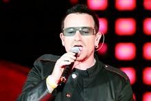 Bono. Photo / Wayne Drought