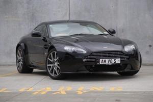 The Aston Martin Vantage S. Photo / Supplied
