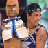 2010: Jacki Ham leader of EIT Kapa Haka group holds a trophy during a regional Kahungunu kapa haka competition on Waitangi Day at Hawkes Bay regional sports park. Photo / APN