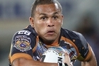 Matt Bowen of the Indigenous All Stars. Photo / Getty Images