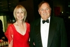 Diana Bliss and Alan Bond were married for 17 years. Photo / Getty Images