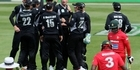 Cricket: Black Caps ease to ODI victory
