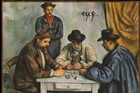 Paul Cezanne, The Card Players. Photo / The Metropolitan Museum of Art