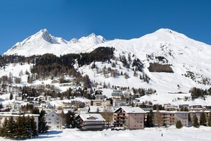 One hundred years after Davos created an entire industry from people seeking cures for their ills - 26 tuberculosis sanatoriums were built here at the start of the 20th century - the area still weaves its magic. Photo / Thinkstock