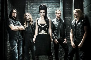 Evanescence are coming to New Zealand in March. Photo / Supplied