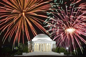 Washington DC is the place to experience Independence Day in all its glory, but accommodation prices close to the action are steep. Photo / Thinkstock