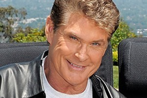 David Hasselhoff has denied getting engaged. Photo / Supplied
