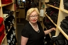 The Uniform Shoppe's Janet Igrisan. Photo / Brett Phibbs