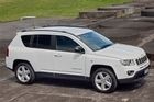 Jeep Compass. Photo / Supplied