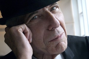Leonard Cohen's new album Old Ideas is getting rave reviews. Photo / Supplied