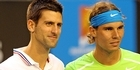 View: Djokovic-Nadal: Stunning photos from tennis epic