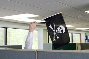 The Pirate Bay has changed domains from .org to .se in a move to skirt US copyright laws. Photo / Thinkstock