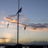 2006: The Flagstall at sunrise on Waitangi Day, Bay of Islands. Photo / Wayne Drought