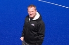 Black Sticks coach Shane McLeod. Photo / Paul Estcourt