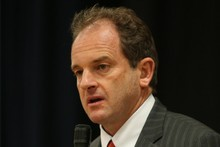 David Shearer. Photo / Glenn Jeffrey