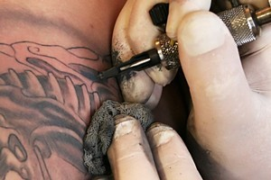 A proposal to ban people with tattoos joining the force is absurd. Photo / Thinkstock
