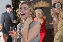 Are you happy to fly solo at parties and events?Photo / Thinkstock