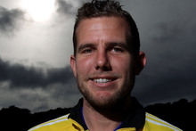 Jeremy Brockie has been the sole bright light in Wellington's attacking third. Photo / Getty Images