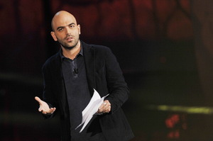 Roberto Saviano. File photo / Getty Images