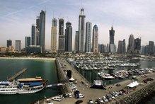 Dubai is already home to the world's tallest building and the world's tallest residential building. Photo / AFP