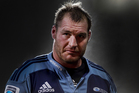 Seventy Seven-Test veteran Ali Williams will captain the Blues in 2013. Photo / Getty Images.
