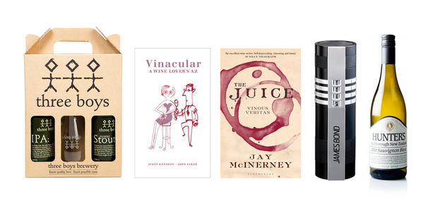 Wine - the age-old gift choice. Photos / Supplied, Babiche Martens