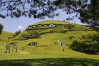 First created back in 1999, Hobbiton was all but destroyed after production on 'The Lord of the Rings' wrapped. Photo / Supplied