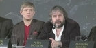 Watch:  The Hobbit: Press conference with the stars