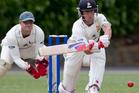 Wellington Firebirds batsman Luke Ronchi. Photo / Greg Bowker.