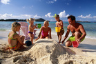 Keeping Mum: The chaos of getting kids to the beach