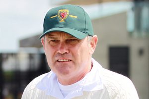 """""""NZC has created this situation and I have found myself in the middle of it all at the worst time in my life"""", says Martin Crowe. Photo / Doug Sherring"""