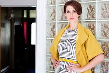 Saturday Breakfast co-host Nadine Chalmers-Ross. Photo/Babiche Marten