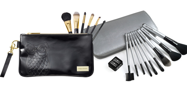 Bobbi Brown's director of artistry for Asia-Pacific, Kai Vinson, advises against skimping on brushes.