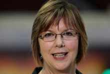 Netball New Zealand's coaching director and Mystics coach Ruth Aitken will take charge of Singapore after next year's ANZ Championship. Photo / Getty Images.
