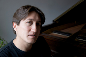 Pianist Freddy Kempf subtly caressed the moody music. Photo / Neda Navaee