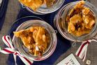 Children will find it fun to be involved in making toffee brittle. Photo / Babiche Martens
