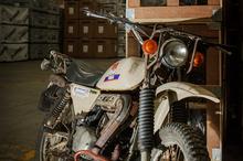 1988 Yamaha AG 100 'Old Mate'. Photo / Ted Baghurst